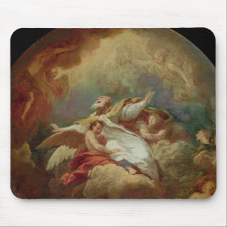 Apotheosis of St. Ambrose Mouse Pad