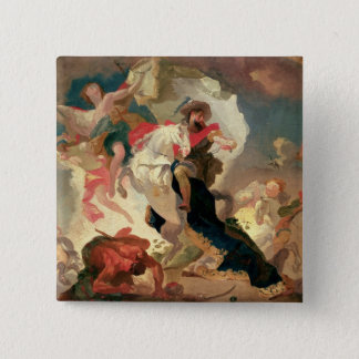 Apotheosis of St. James the Greater Pinback Button