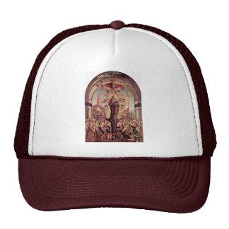 Apotheosis Of St. Ursula By Carpaccio Vittore Mesh Hats