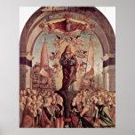 Apotheosis of St. Ursula by Vittore Carpaccio Posters