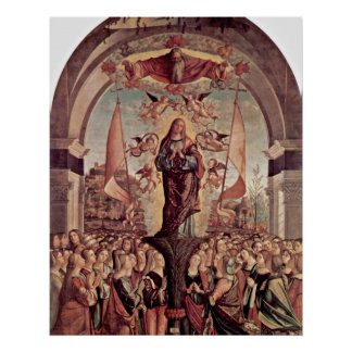 Apotheosis of St. Ursula by Vittore Carpaccio Posters