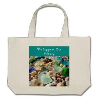 Apoyamos nuestro Memorial Day de las bolsas de asa