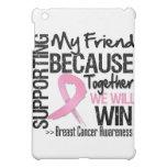 Apoyando a mi amigo - conciencia del cáncer de pec
