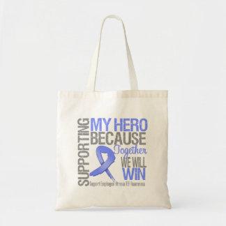Apoyando a mi héroe - atresia del esófago bolsas