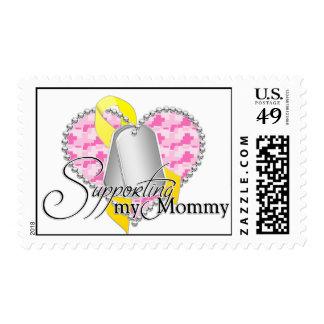 apoyando a mi mamá (rosa) sello