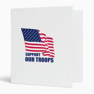 Apoye a nuestras tropas
