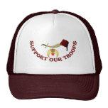 Apoye a nuestras tropas gorra
