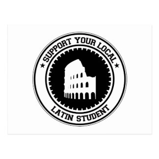 Apoye a su estudiante latino local postal