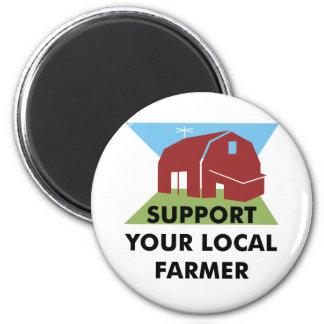 Apoye a su granjero local imán