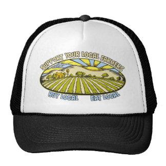Apoye a sus granjeros locales gorro