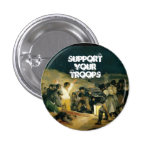 Apoye a sus tropas pin