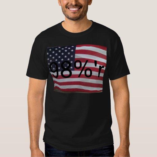 ¡Apoye el empleo mostrándolo! Camisas