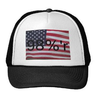¡Apoye el empleo mostrándolo! Gorras De Camionero