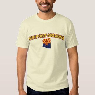 Apoye el estado de Arizona Remeras