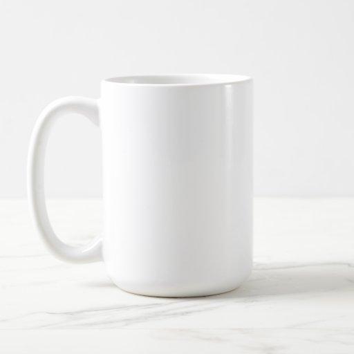 Apoye el movimiento, y tenga una bebida caliente taza de café