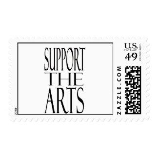 APOYE el sello de los ARTES