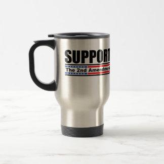 Apoye la 2da taza del viaje de la enmienda