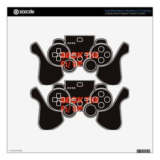 Apoye la F: /para arriba Skins Para Mandos PS3