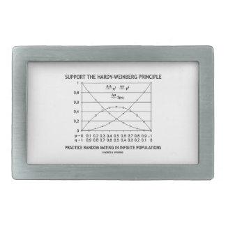 Apoye la práctica del principio de hebillas de cinturon rectangulares