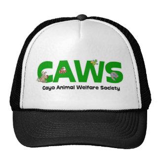 Apoye los CAWS - sociedad del bienestar animal de Gorros Bordados
