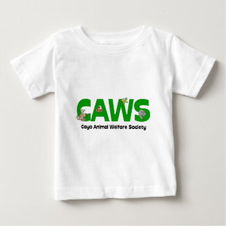 Apoye los CAWS - sociedad del bienestar animal de Playera