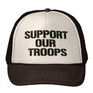 Apoye nuestra impresión de Camoflauge del sombrero Gorro