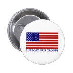 Apoye nuestro botón de las tropas