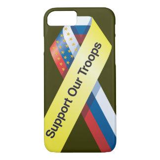 Apoye nuestro caso del iPhone 7 de las tropas Funda iPhone 7