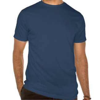 APOYE que COSA encima de la camiseta del humor del
