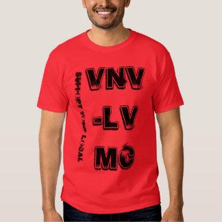 Apoye su camisa local de la bujía métrica de los v