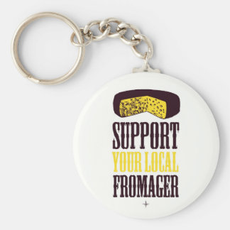 Apoye su llavero local de Fromager