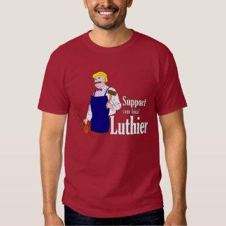 Apoye su Luthier local Playeras