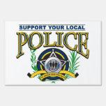 Apoye su policía local