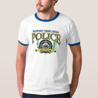 Apoye su policía local polera