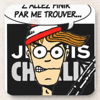 Apoyo a Charlie Posavasos