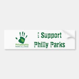 Apoyo a la pegatina para el parachoques de los pegatina para auto