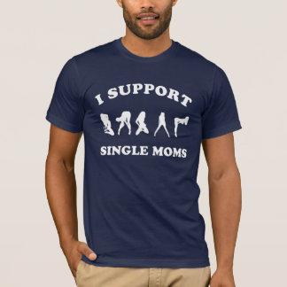 Apoyo a madres solteras playera