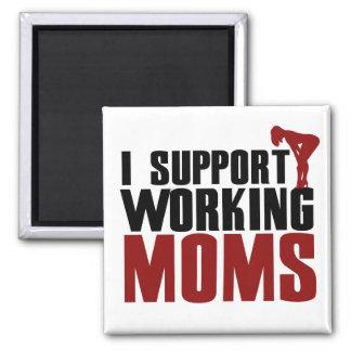 Apoyo a mamáes de funcionamiento imán cuadrado