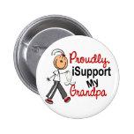 Apoyo a mi abuelo SFT (el cáncer del hueso/de pulm Pins