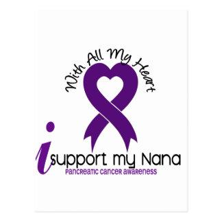 Apoyo a mi cáncer pancreático de Nana Postal