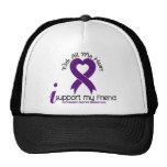 Apoyo a mi cáncer pancreático del amigo gorro de camionero