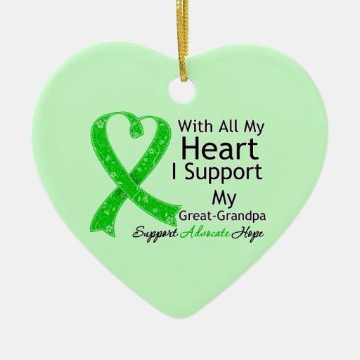 Apoyo a mi Grande-Abuelo con todo mi corazón Adorno De Reyes