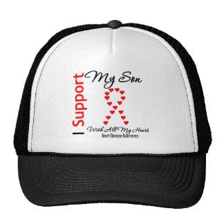 Apoyo a mi hijo - enfermedad cardíaca gorra