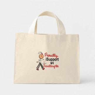 Apoyo a mi nieta SFT (cáncer del hueso/de pulmón Bolsa