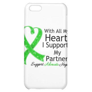 Apoyo a mi socio con todo mi corazón