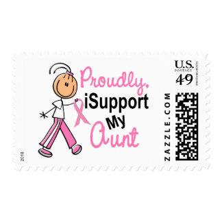 Apoyo a mi tía SFT (el cáncer de pecho) Sello