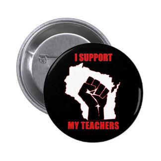 Apoyo a mis profesores pins
