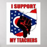 Apoyo a mis profesores poster