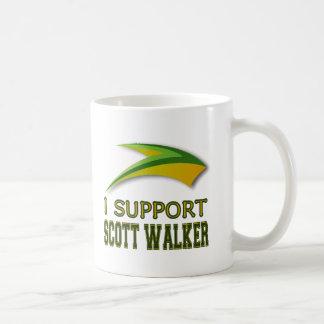 Apoyo al caminante de Scott del gobernador de Taza De Café