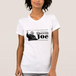 Apoyo al sheriff Joe - camiseta ligera